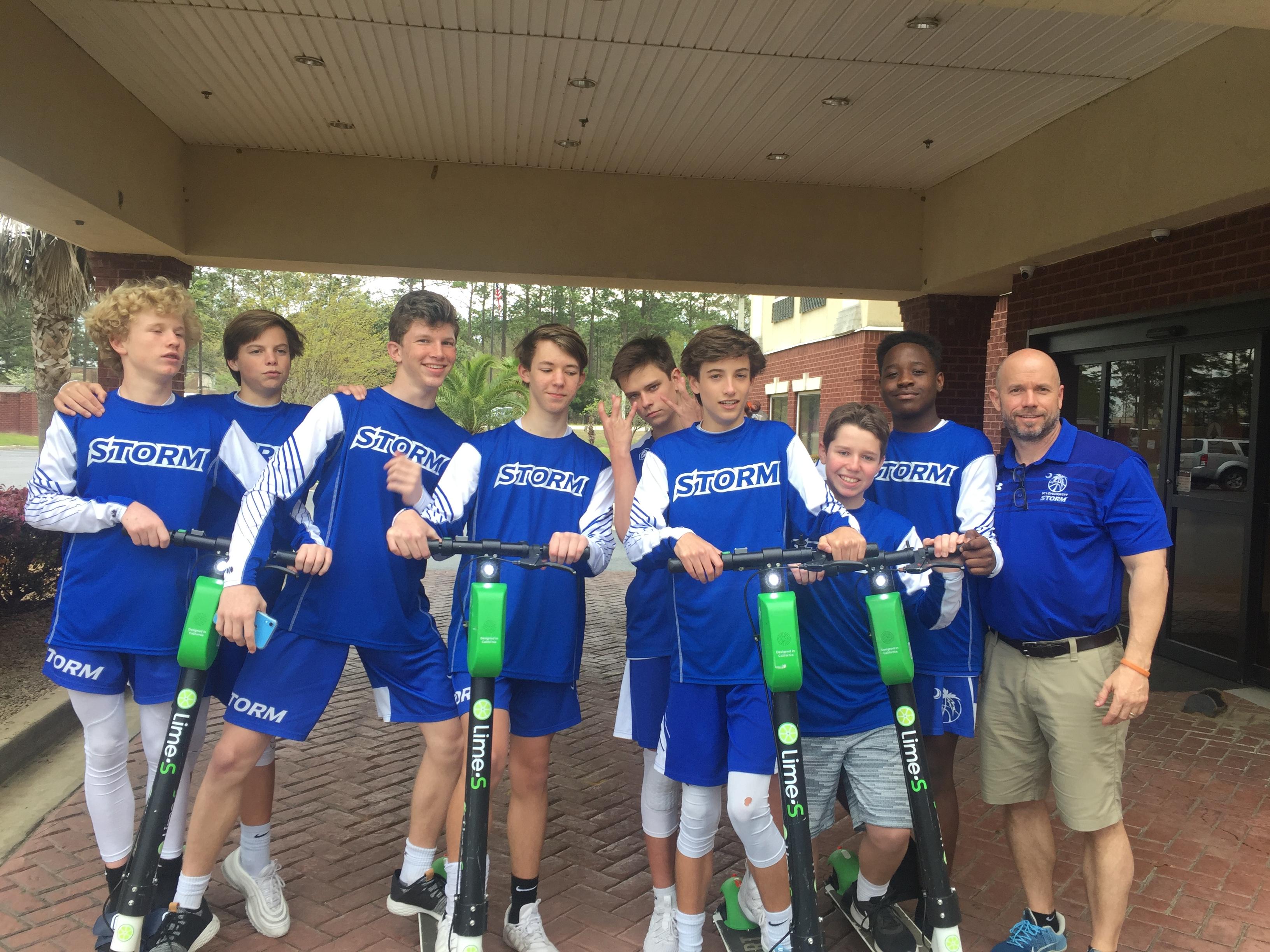 2019 8th Grade Team