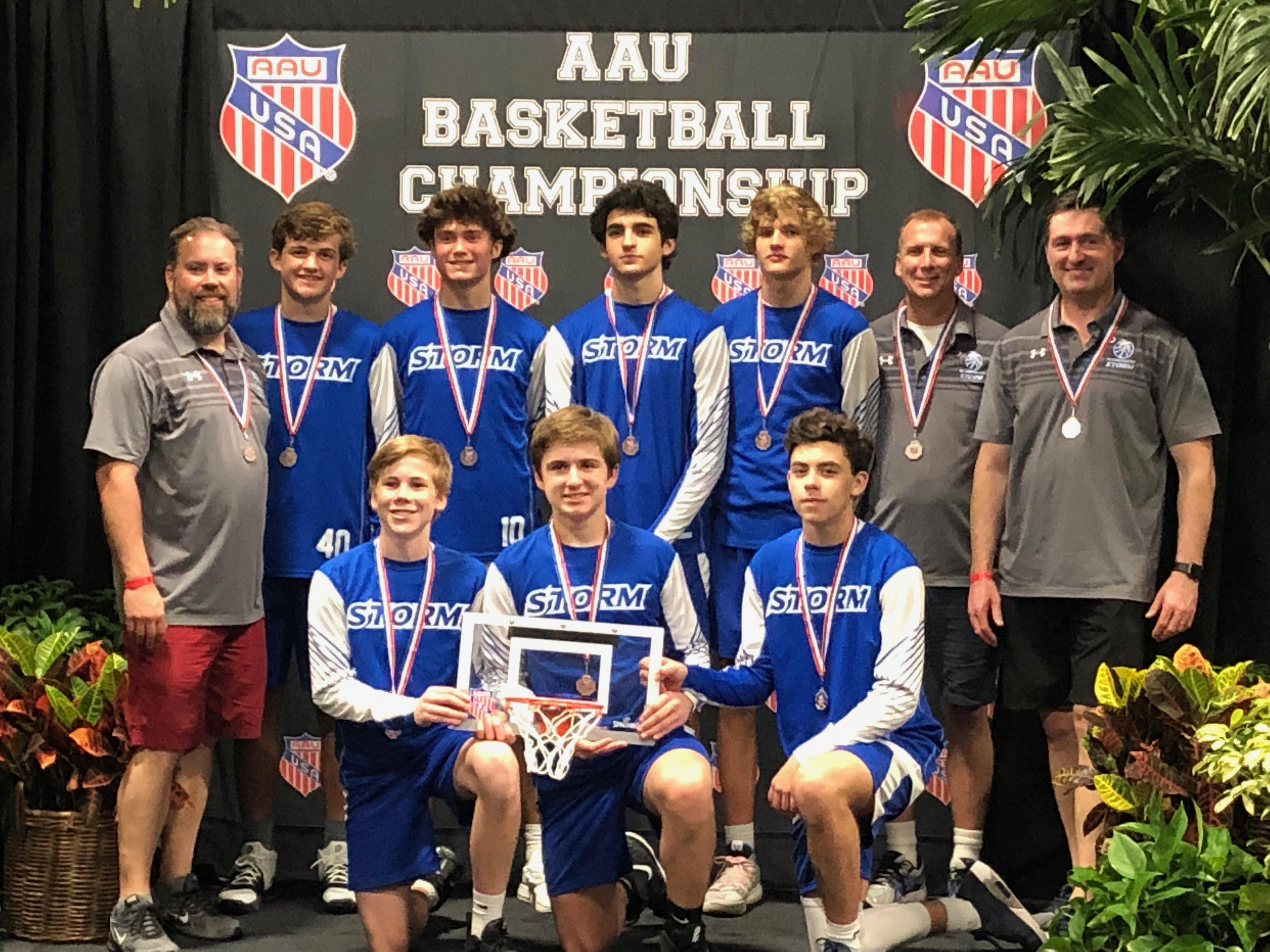 AAU Basketball Championship
